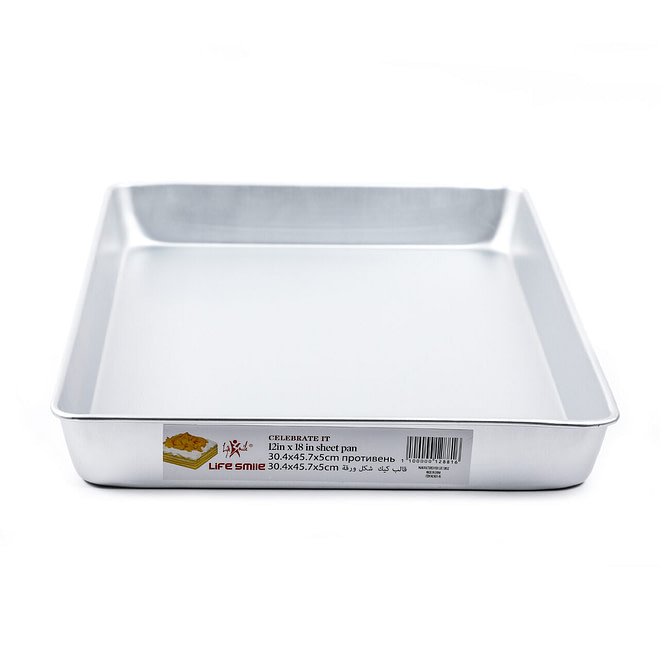 life smile Sheet Pan 45.7CM