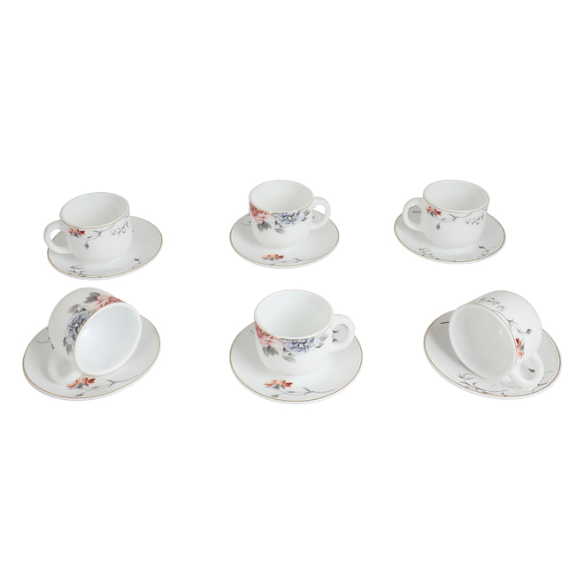 Life Smile Coffee Cup Set