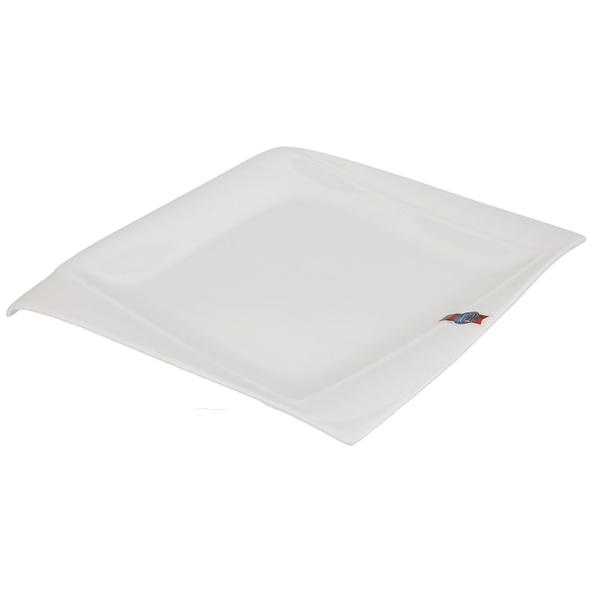 lifesmile Melamine Rectangular Serving Plate