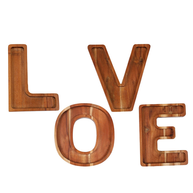 Life Smile Love Shape Board