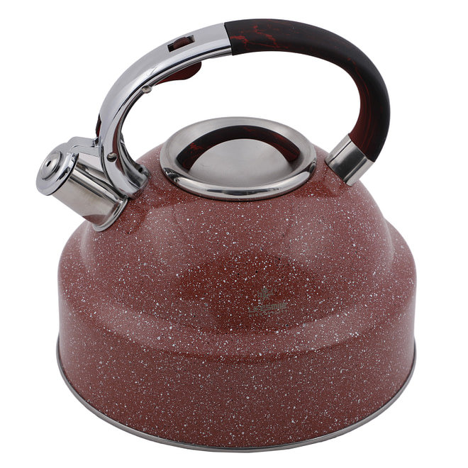 Life Smile Stainless Steel Whistling Kettle 5.0L
