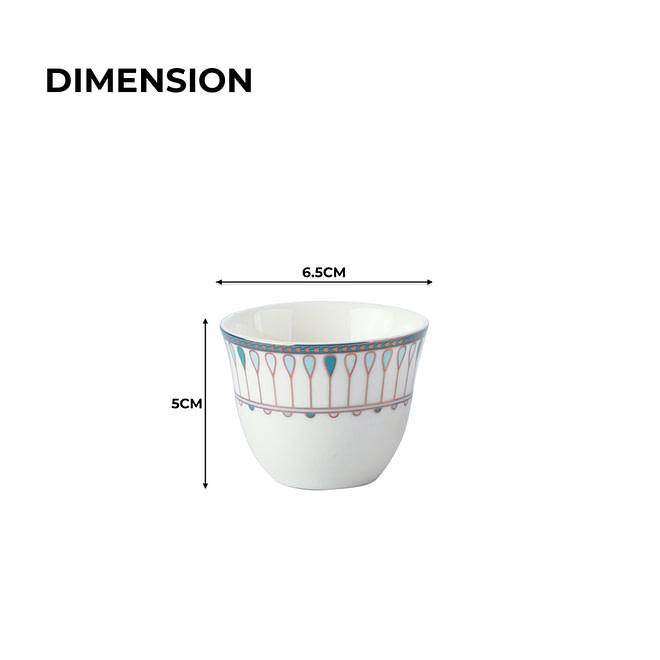 12PCS Cawa Cups [Life-II-9]