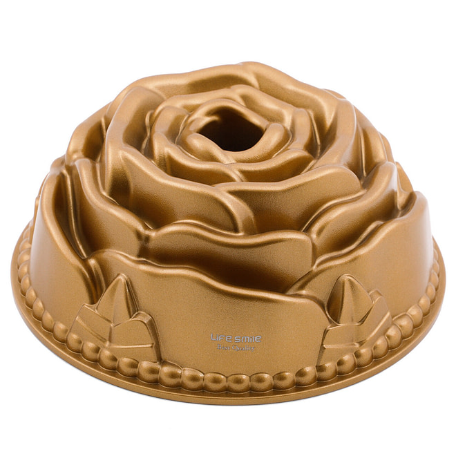 Life Smile Rose Cake Pan