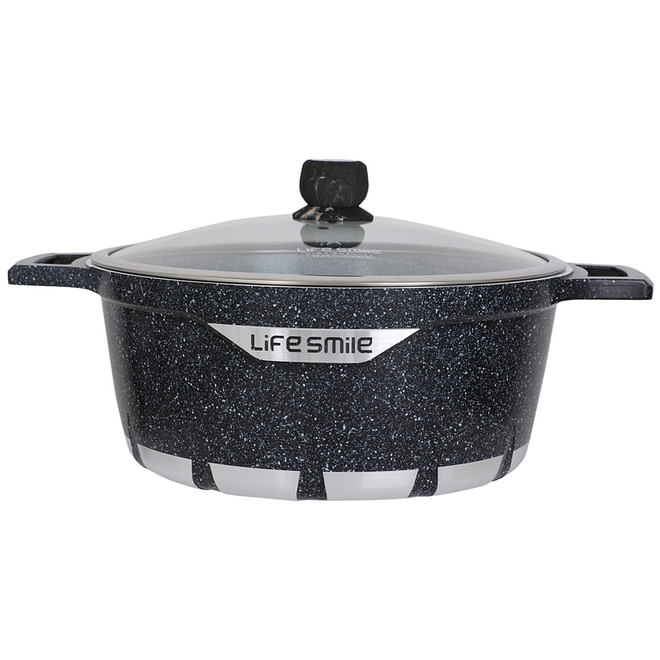 life smile Granite Coating Soup Pot [FLCMP2]