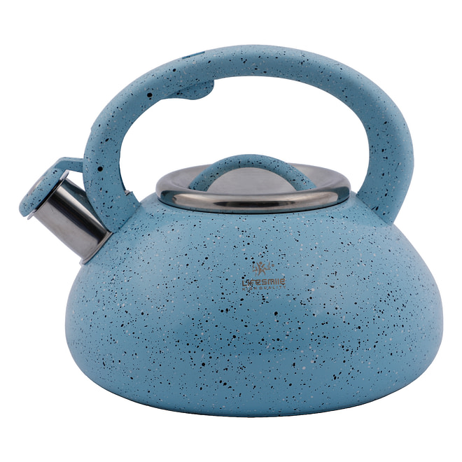 Life Smile Stainless Steel Whistling Kettle 3.0L