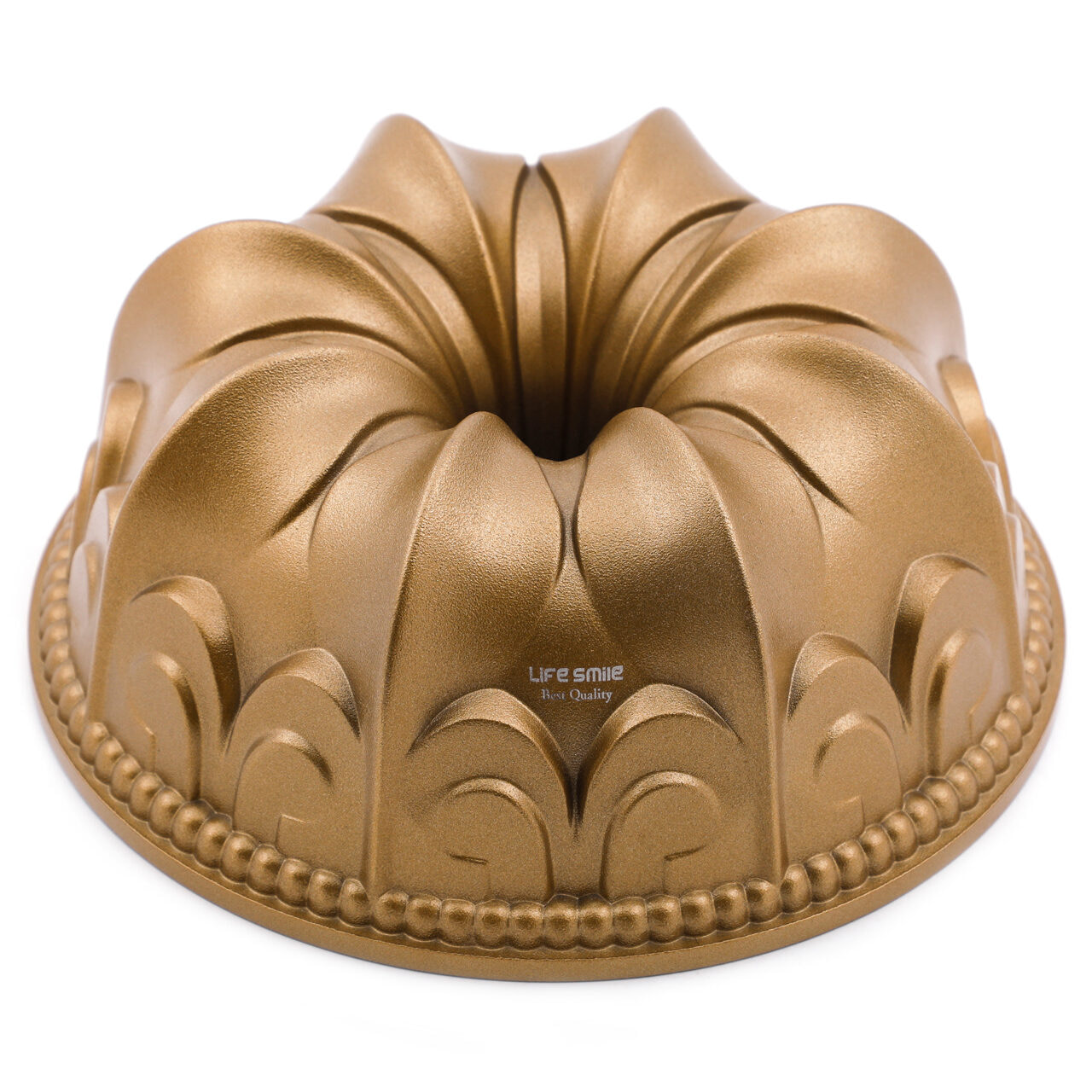 Life Smile Lily Flower Cake Pan
