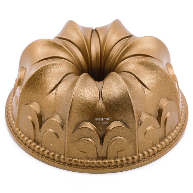 Life Smile Lily Flower Cake Pan