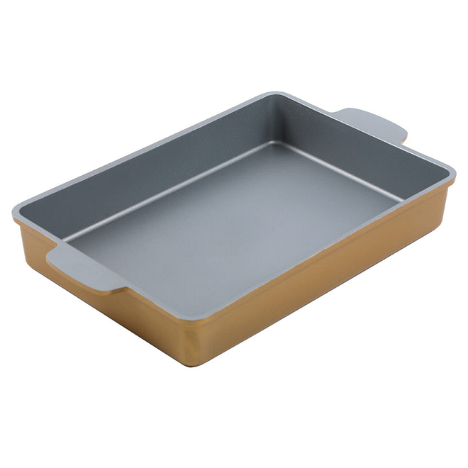 life smile Rectangular Cake Pan