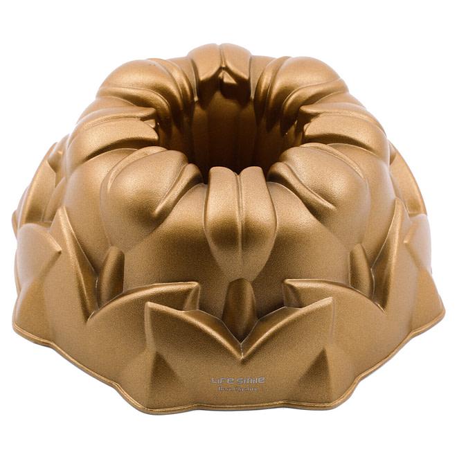 Life smile tulip cake pan