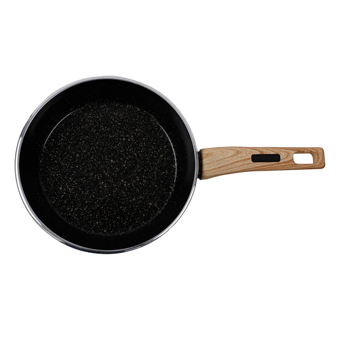 Life Smile Fry Pan with Induction Bottom