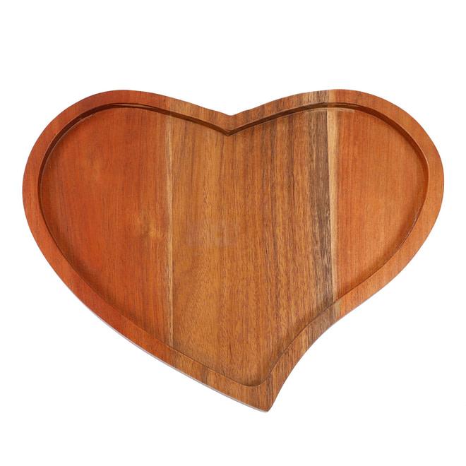 Life Smile Heart Shape Assorted Plate
