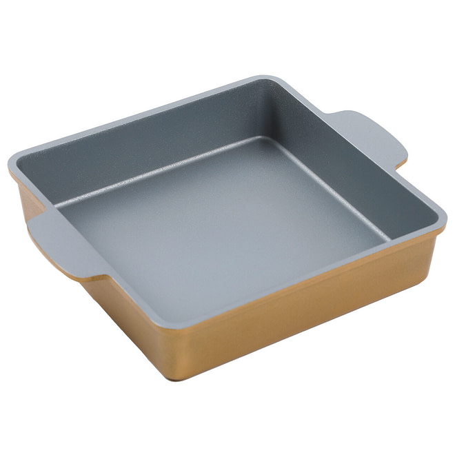 life smile Square Cake Pan